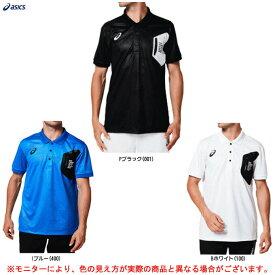 ASICS(アシックス)LIMO グラフィックポロシャツ(2031A687)(スポーツ/カジュアル/ポロシャツ/トレーニング/半袖/吸汗速乾/男性用/メンズ)