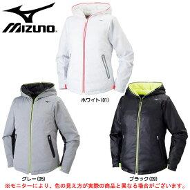 MIZUNO(ミズノ)テックフィルジャケット(32ME6850)(BREATH THERMO/スポーツ/トレーニング/カジュアル/アウター/防寒/女性用/レディース)