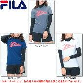 FILA(フィラ)W's半袖Tシャツ&アンダーセット(447652)(スポーツ/トレーニング/ランニング/フィットネス/カジュアル/女性用/レディース)