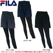 FILA(フィラ)W'sショートパンツ&アンダーセット(447653)(スポーツ/トレーニング/ハーフパンツ/スパッツ/タイツ/女性用/レディース)