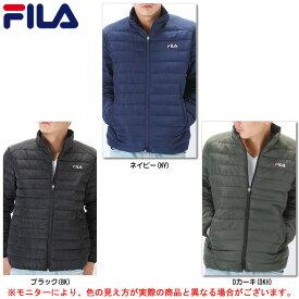 FILA(フィラ)ソロナ エコ中綿スタンドジャケット(448368)(スポーツ/トレーニング/ウォーキング/ウェア/ジャケット/男性用/メンズ)