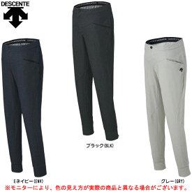 DESCENTE(デサント)TOUGH DENIM ロングパンツ(DAT7680P)(スポーツ/トレーニングウェア/男性用/メンズ)