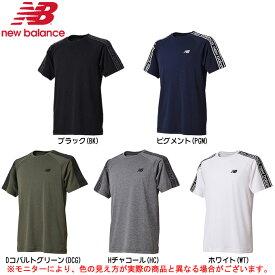 new balance(ニューバランス)T360 ショートスリーブTシャツ (JMTP8600)(スポーツ/半袖/吸汗速乾/ランニング/男性用/メンズ)