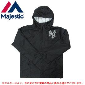 MAJESTIC(マジェスティック)ニューヨーク・ヤンキース マウンテンパーカー(MM23NYK0109)(野球/ベースボール/MLB/メジャーリーグ/スポーツ/カジュアル/男性用/メンズ)