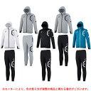 ASICS(アシックス)トレーニングフーデッドジャケット パンツ 上下セット(XAT302/XAT402)(スポーツ/トレーニング/…