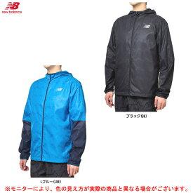 NewBalance(ニューバランス)NBRC グラフィックジャケット(AMJ93195)(スポーツ/ランニング/トレーニング/フーディ/パーカー/シャツ/長袖/男性用/メンズ)