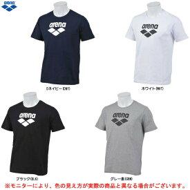 arena(アリーナ)Tシャツ(AMUMJA53)(スポーツ/フィットネス/トレーニング/カジュアル/半袖/スイム/水泳/吸汗速乾/男性用/メンズ)