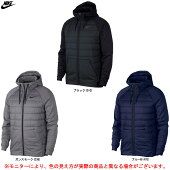 NIKE(ナイキ)THERMAWNTRZDFZフーディ(AO1441)(スポーツ/トレーニング/フィットネス/カジュアル/ジャケット/上着/防寒/保温/男性用/メンズ)