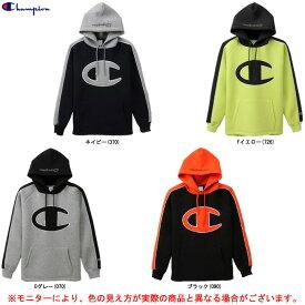 Champion(チャンピオン)プルオーバーパーカー(C3Q108)(スポーツ/バスケットボール/バスケ/トレーニング/長袖/男性用/メンズ)