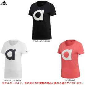 adidas(アディダス)Tシャツ(FRU64)(スポーツ/トレーニング/フィットネス/カジュアル/Tシャツ/女性用/レディース)
