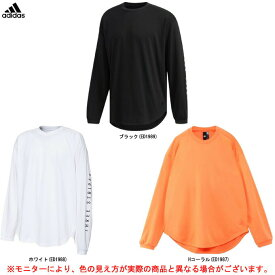 adidas(アディダス)M S2S ビッグワーディング長袖Tシャツ(FYK30)(スポーツ/トレーニング/カジュアル/長袖/シャツ/男性用/メンズ)