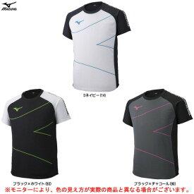 MIZUNO(ミズノ)プラクティスシャツ(U2MA9020)(陸上競技/トラック/スポーツ/トレーニング/ランニング/Tシャツ/半袖/男性用/メンズ)