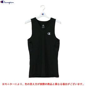 Champion(チャンピオン)レイヤータンク(C3PB310U)(スポーツ/バスケットボール/バスケ/フィットネス/トレーニング/ジム/ウェア/大きいサイズ/タンクトップ/男性用/メンズ)