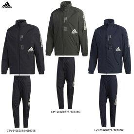 adidas(アディダス)M MHS ウインドジャケット パンツ 上下セット(IXG33/IXG27)(スポーツ/トレーニング/ランニング/ウィンドブレーカー/フードあり/長袖/ウェア/セットアップ/男性用/メンズ)