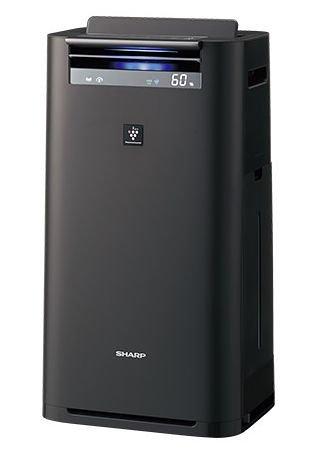 【送料無料】【あす楽可】 シャープ 加湿空気清浄機 KI-HS50-H グレー系 高濃度プラズマクラスター25000搭載 空気清浄〜23畳 高性能&スリムボディ