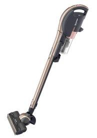 【送料無料】【あす楽対応】 シャープ スティックサイクロン掃除機 EC-SX530-N ゴールド系 FREED ヘッドが走る。掃除が変わる。 コードレス 電動パワーアシスト 遠心分離サイクロン カンタンごみ捨て