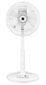 【送料無料】【あす楽対応】 シャープ プラズマクラスター扇風機 PJ-J3AS-W ホワイト系 リモコン付き プラズマクラスター7000搭載 ACモーター シンプルで使いやすい リビング扇風機