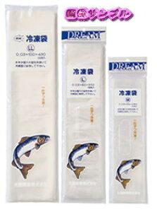 【鮎】【北越産業】冷凍袋 L【4580117592125】