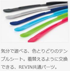 【ZEAL】CAVARO・REVIN(カヴァロ・レヴィン)専用テンプルシート