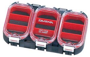【DAIWA・ダイワ】防水ユニットケースUC-900DPカラー:クリアースモーク【4960652884723】