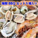 ランキング1位獲得商品 バーベキュー 海鮮 セット 福袋 海鮮豪華5点盛りセット 海鮮BBQ お吸い物 鉄板 ホイル焼き…