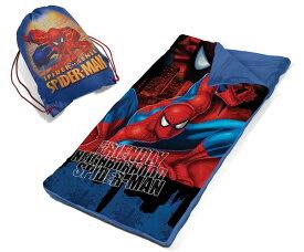 マーベル スパイダーマン 寝袋セットMarvel Spiderman Slumber Bag Set 送料無料 【並行輸入品】