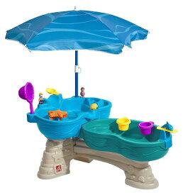 Step2 Spill & Splash Seaway Water Table 【並行輸入品】