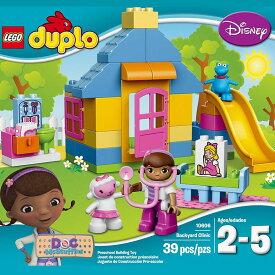 おもちゃドクター レゴ デュプロ LEGO DUPLO 幼児用おもちゃ 2歳〜 10606 ディズニー ドックはおもちゃドクター 裏庭の病院キット グッズ 送料無料 【並行輸入品】