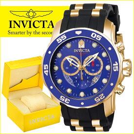 インビクタ Invicta インヴィクタ 男性用 腕時計 メンズ ウォッチ プロダイバーコレクション Pro Diver Collection クロノグラフ ブルー 6983 送料無料 【並行輸入品】