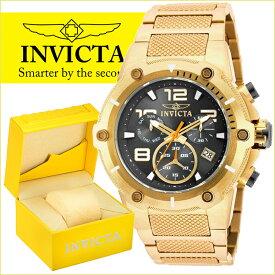インビクタ Invicta インヴィクタ 男性用 腕時計 メンズ ウォッチ クロノグラフ ブラック 19530 送料無料 【並行輸入品】