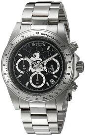 インビクタ Invicta インヴィクタ ディズニー Disney ミッキーマウス Mickey Mouse ミッキー 男性用 腕時計 メンズ ウォッチ ブラック 22864 送料無料 【並行輸入品】