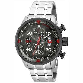 インビクタ Invicta インヴィクタ 男性用 腕時計 メンズ ウォッチ グレー 17204 送料無料 【並行輸入品】