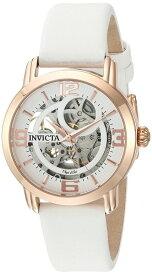 インビクタ Invicta インヴィクタ 女性用 腕時計 レディース ウォッチ ホワイト 22655 送料無料 【並行輸入品】