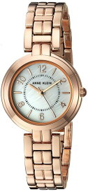 アンクライン Anne Klein 女性用 腕時計 レディース ウォッチ パール AK/3070MPRG 送料無料 【並行輸入品】