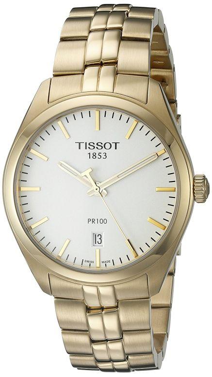 ティソ Tissot 男性用 腕時計 メンズ ウォッチ シルバー T1014103303100 送料無料 【並行輸入品】