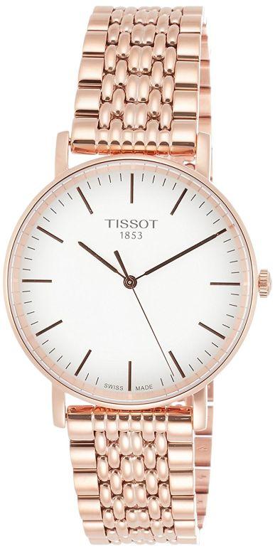 ティソ Tissot 男性用 腕時計 メンズ ウォッチ シルバー T1094103303100 送料無料 【並行輸入品】