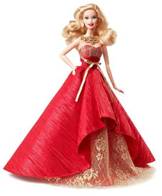 Barbie バービー Collector 2014 Holiday doll 人形 (Discontinued by manufacturer) 送料無料 【並行輸入品】