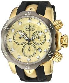 インビクタ Invicta インヴィクタ 男性用 腕時計 メンズ ウォッチ ゴールド 24258 送料無料 【並行輸入品】