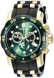 インビクタ Invicta インヴィクタ 男性用 腕時計 メンズ ウォッチ グリーン 17886 送料無料 【並行輸入品】