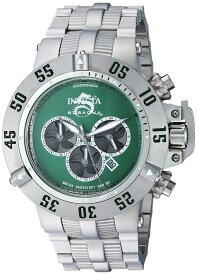 インビクタ Invicta インヴィクタ 男性用 腕時計 メンズ ウォッチ サブアクア subaqua グリーン 24449 送料無料 【並行輸入品】