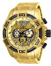 インビクタ Invicta インヴィクタ 男性用 腕時計 メンズ ウォッチ ゴールド 25854 送料無料 【並行輸入品】