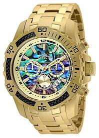 インビクタ Invicta インヴィクタ 男性用 腕時計 メンズ ウォッチ クロノグラフ グリーン 25094 送料無料 【並行輸入品】