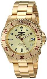 インビクタ Invicta インヴィクタ 男性用 腕時計 メンズ ウォッチ シャンパン 24762 送料無料 【並行輸入品】