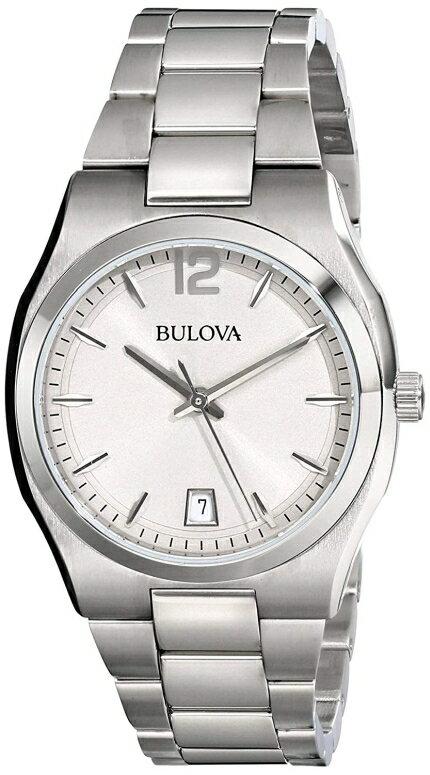 ブローバ Bulova 女性用 腕時計 レディース ウォッチ グレー 96M126 送料無料 【並行輸入品】