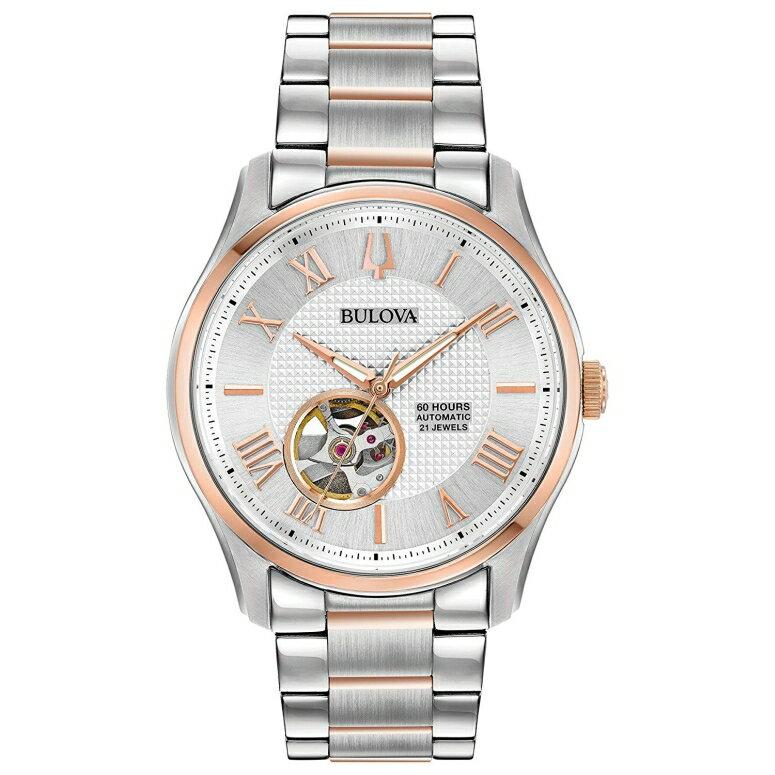 ブローバ Bulova 女性用 腕時計 レディース ウォッチ シルバー 98A213 送料無料 【並行輸入品】
