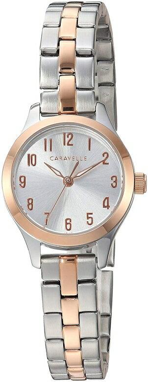 ブローバ Bulova 女性用 腕時計 レディース ウォッチ シルバー 45L175 送料無料 【並行輸入品】