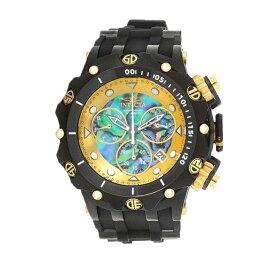 インビクタ Invicta インヴィクタ 男性用 腕時計 メンズ ウォッチ クロノグラフ ブルー グリーン ゴールド 26590 送料無料 【並行輸入品】