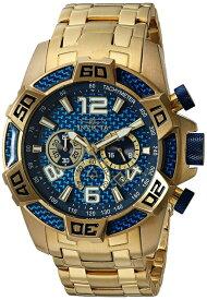インビクタ Invicta インヴィクタ 男性用 腕時計 メンズ ウォッチ ブルー 25852 【並行輸入品】
