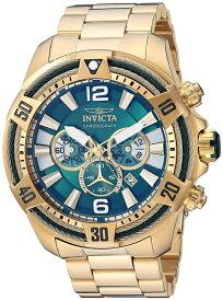 インビクタ Invicta インヴィクタ 男性用 腕時計 メンズ ウォッチ グリーン 27267 送料無料 【並行輸入品】