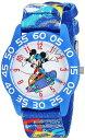 ディズニー Disney 子供用 腕時計 キッズ ウォッチ ホワイト WDS000126 送料無料 【並行輸入品】